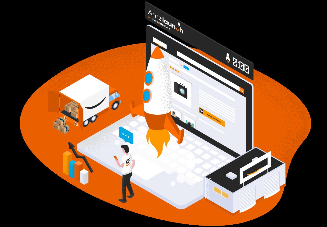 Amazon launch la solution pour votre entreprise sur Amazon